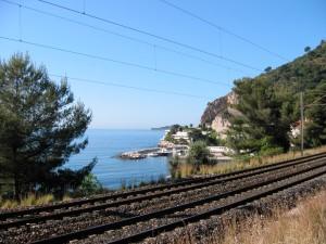 Railway to Monaco