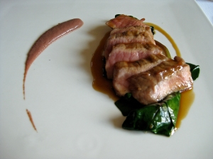 blue hill veal