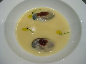 combal oyster