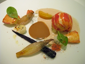 cortons lobster