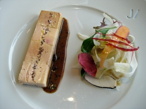 jules verne foie gras