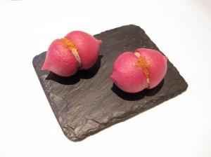 ledbury beet meringue